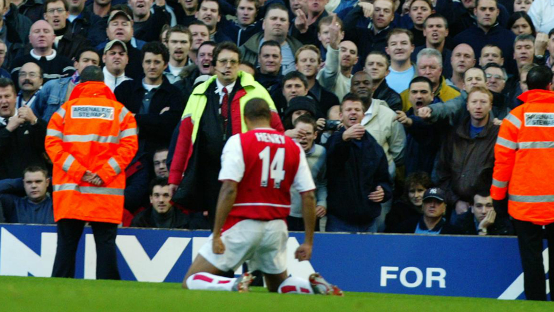 Thierry Henry Arsenal Tottenham Premier League