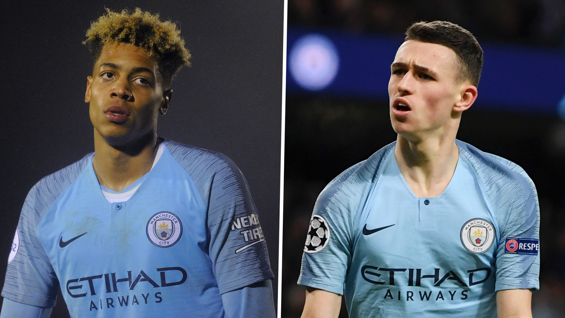 Foden, Knight and the Top 10 teenage stars to watch at Man City