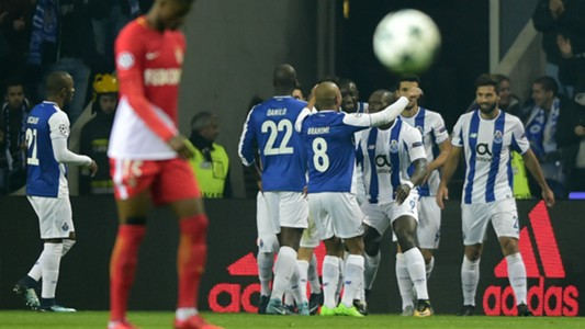 FC Porto AS Monaco UEFA Champions League 06122017