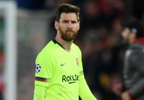 Messi to blame for Barca's UCL failures - Van Gaal