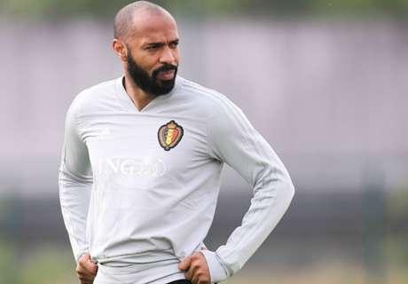 ''Thierry Henry teknik adamlığa hazır''