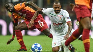 Badou Ndiaye - Galatasaray vs. Lokomotiv Moscow