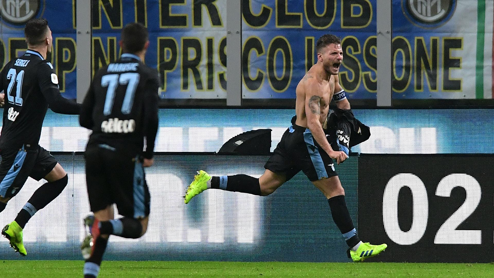 Ciro Immobile Inter Mailand Lazio