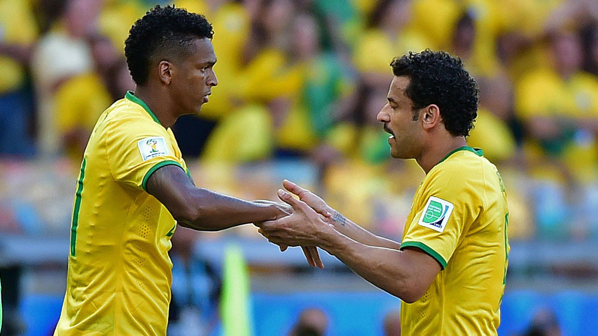Jô Fred Seleção Brasileira Copa do Mundo 2014