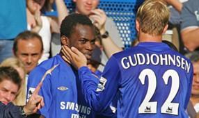 Michael Essien - Eidur Gudjohnsen | Chelsea 2005/06