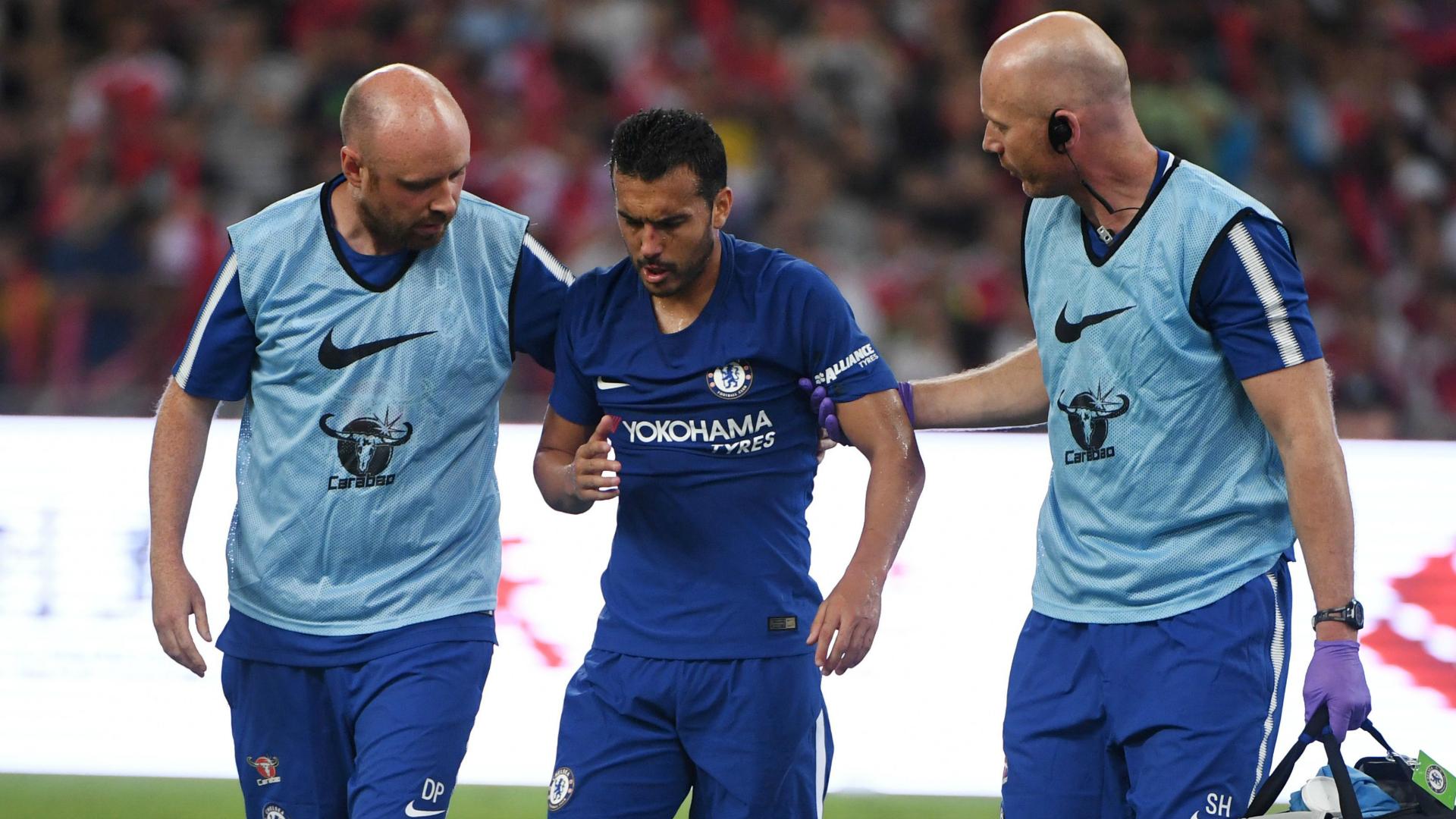 Pedro Rodríguez Ledesma Chelsea International Champions Cup 07222017
