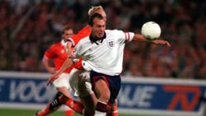 David Platt Netherlands England World Cup 1994 qualifier