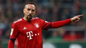 Franck Ribery Bayern Munich 2018-19