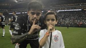 Fagner - Corinthians - 15/11/2017