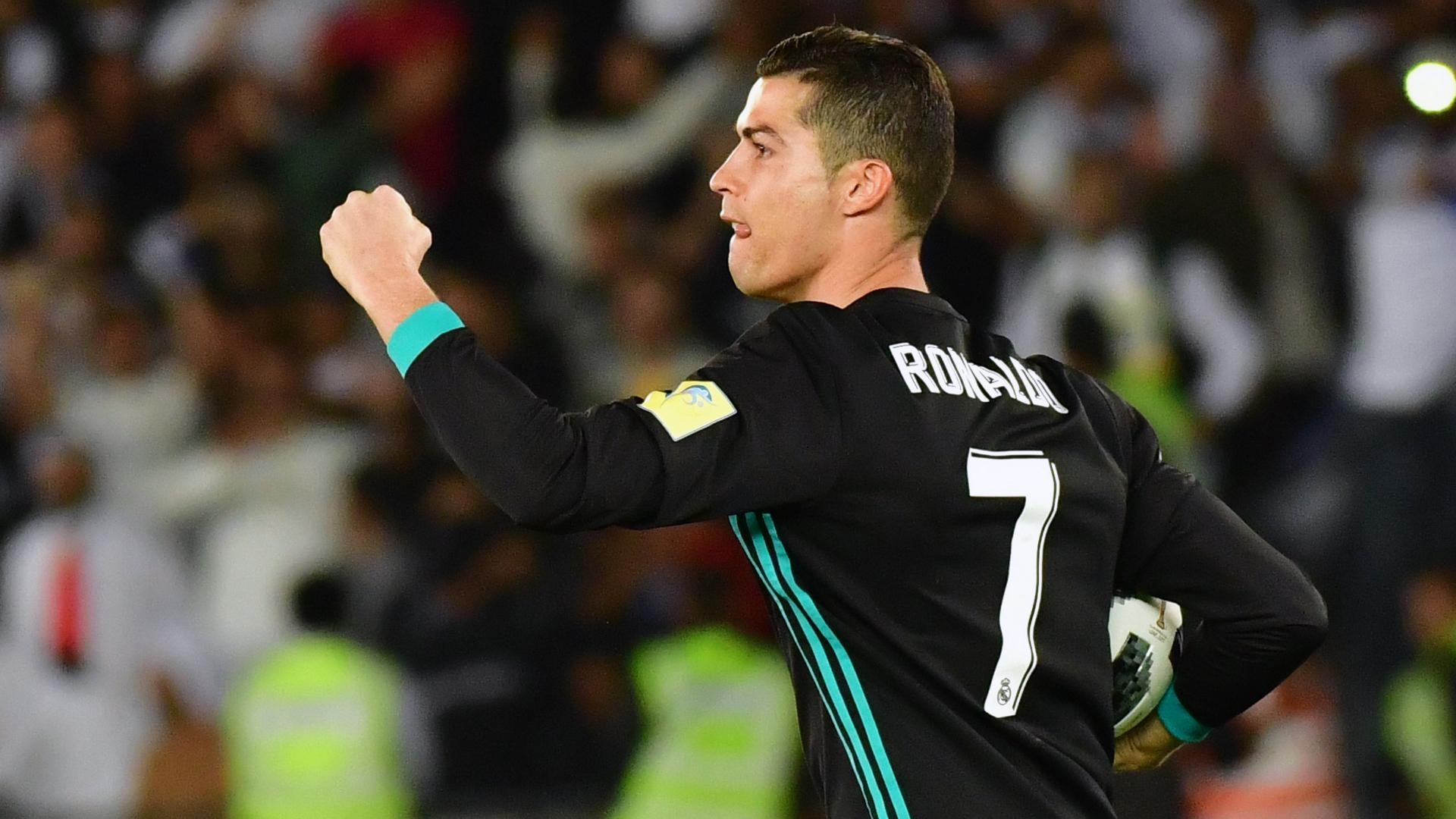 Cristiano Ronaldo Real Madrid Al Jazira