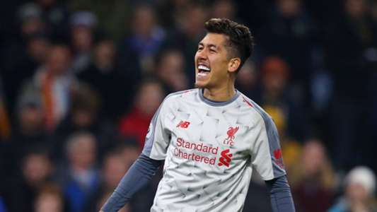Roberto Firmino Liverpool Burnley