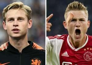 Ajax'ın genç yıldızları transfer piyasasını alt üst etmeye hazırlanırken, Eredivisie'nin genç yıldızlarını derledik.