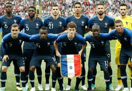 Frankreichs Weltmeister-Startelf: Die Wurzeln der Multi-Kulti-Truppe