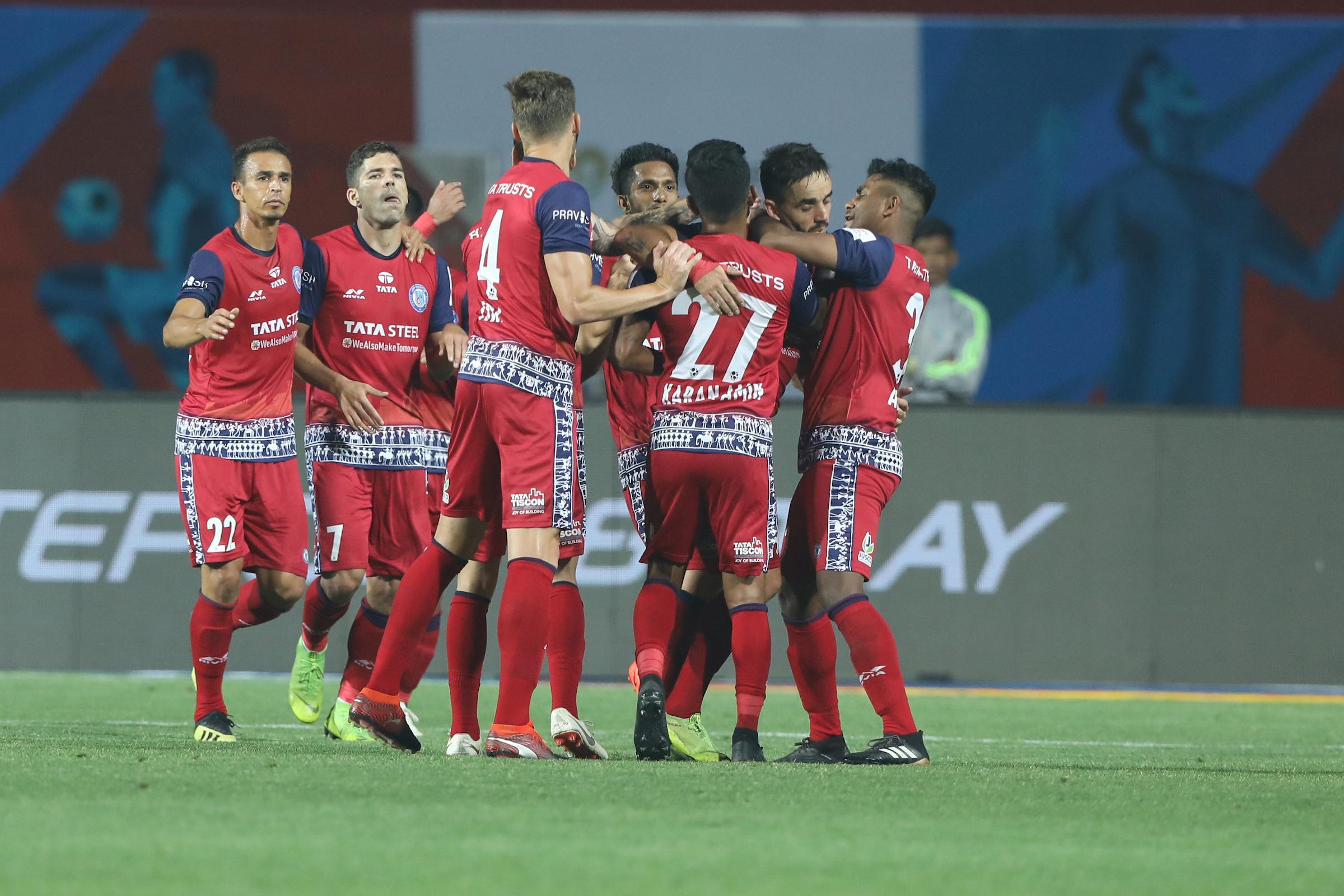 Jamshedpur v Bengaluru, Indian Super League