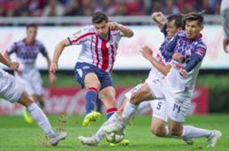 Chivas Cimarrones Luis Madrigal 2019