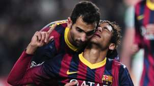 Montoya Neymar Barcelona 2013