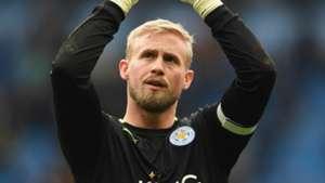 Kasper Schmeichel Leicester City
