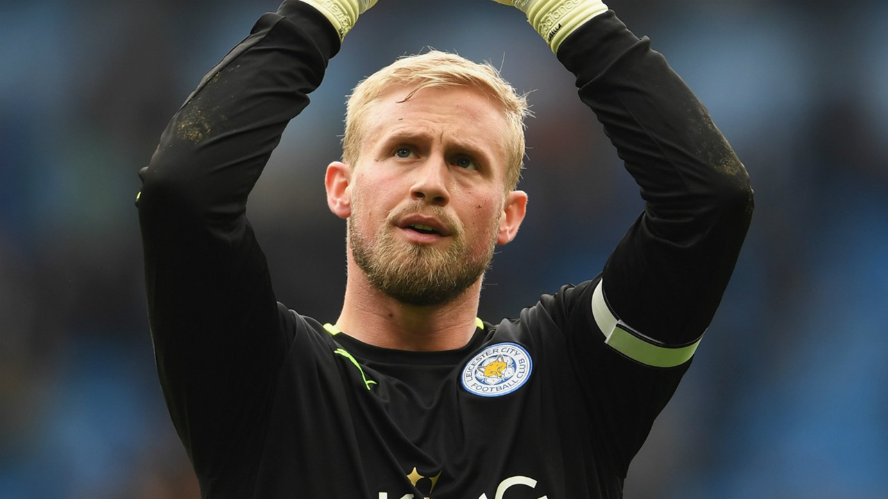 Transfer news Schmeichel to Man Utd would be a dream