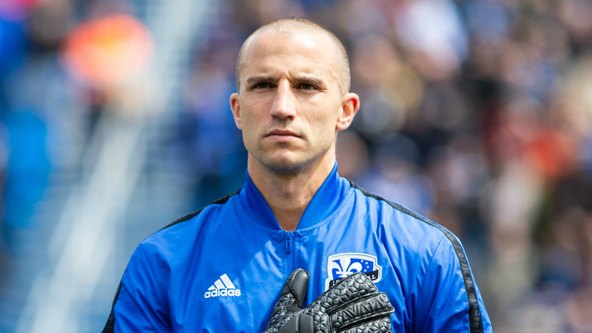 Evan Bush MLS Montreal Impact April 2019