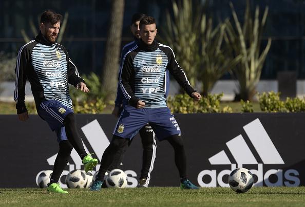 Lo Celso aurait vexé Messi — Argentine