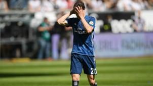 Albin Ekdal Eintracht Frankfurt Hamburger SV 05052018