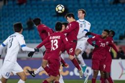 U23 Uzbekistan U23 Qatar VCK U23 châu Á 2018