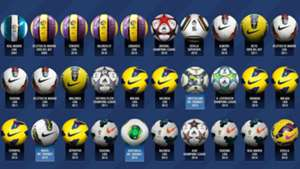 Messi Balones