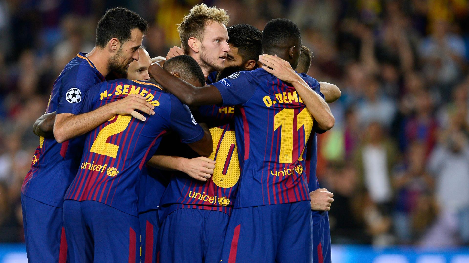 [VIDEO] Millonario fichaje del Barcelona se lesionó en una jugada intrascendente