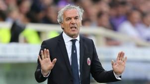 Roberto Donadoni, Bologna, Serie A, 16092017