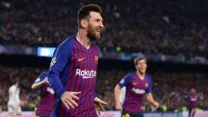 Lionel Messi Barcelona Liverpool