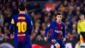 Lionel Messi Coutinho Barcelona