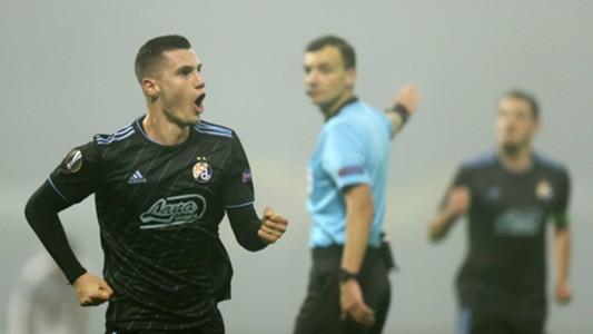 Dinamo Spartak Trnava Gojak Uefa European League 08112018