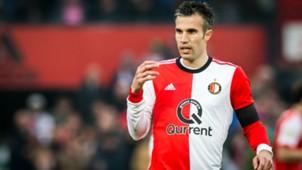 Robin van Persie, Feyenoord, Eredivisie 04292018