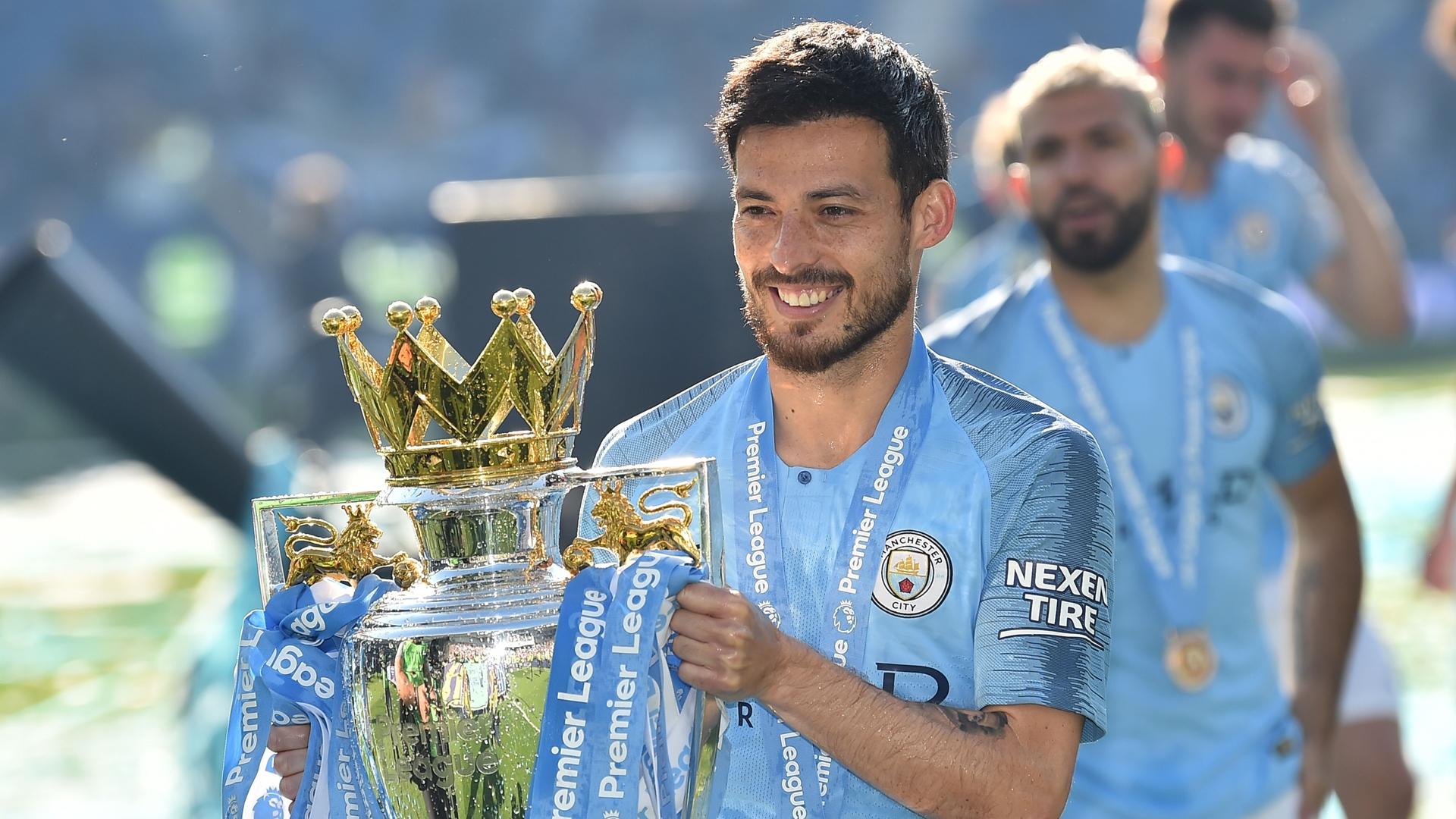 David Silva - Manchester City 2019
