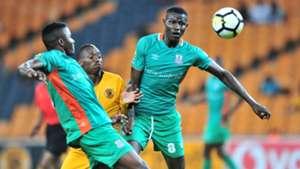Kaizer Chiefs v Zesco United, January 2019, Khama Billiat