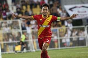 Selangor's Andik Vermansah 2016