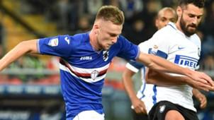 Skriniar Sampdoria Inter Serie A