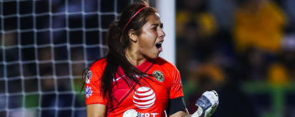 Cecilia Santiago América Liga MX Femenil