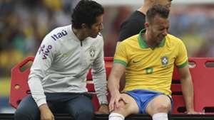 Arthur injury Brazil Honduras 09062019