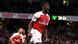 Danny Welbeck Arsenal League Cup 26092018