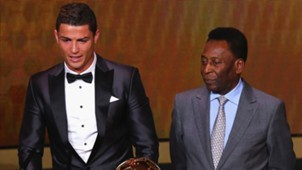 Cristiano Ronaldo Pele