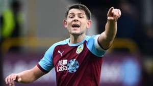 James Tarkowski Burnley 2018-19