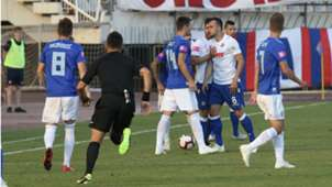 Amer Gojak Mirko Ivanovski Hajduk Dinamo 1. HNL 29092018