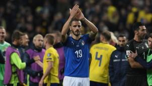 Bonucci vs. Swedia