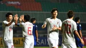 U19 Nhật Bản U19 Thái Lan Bảng B VCK U19 châu Á 2018