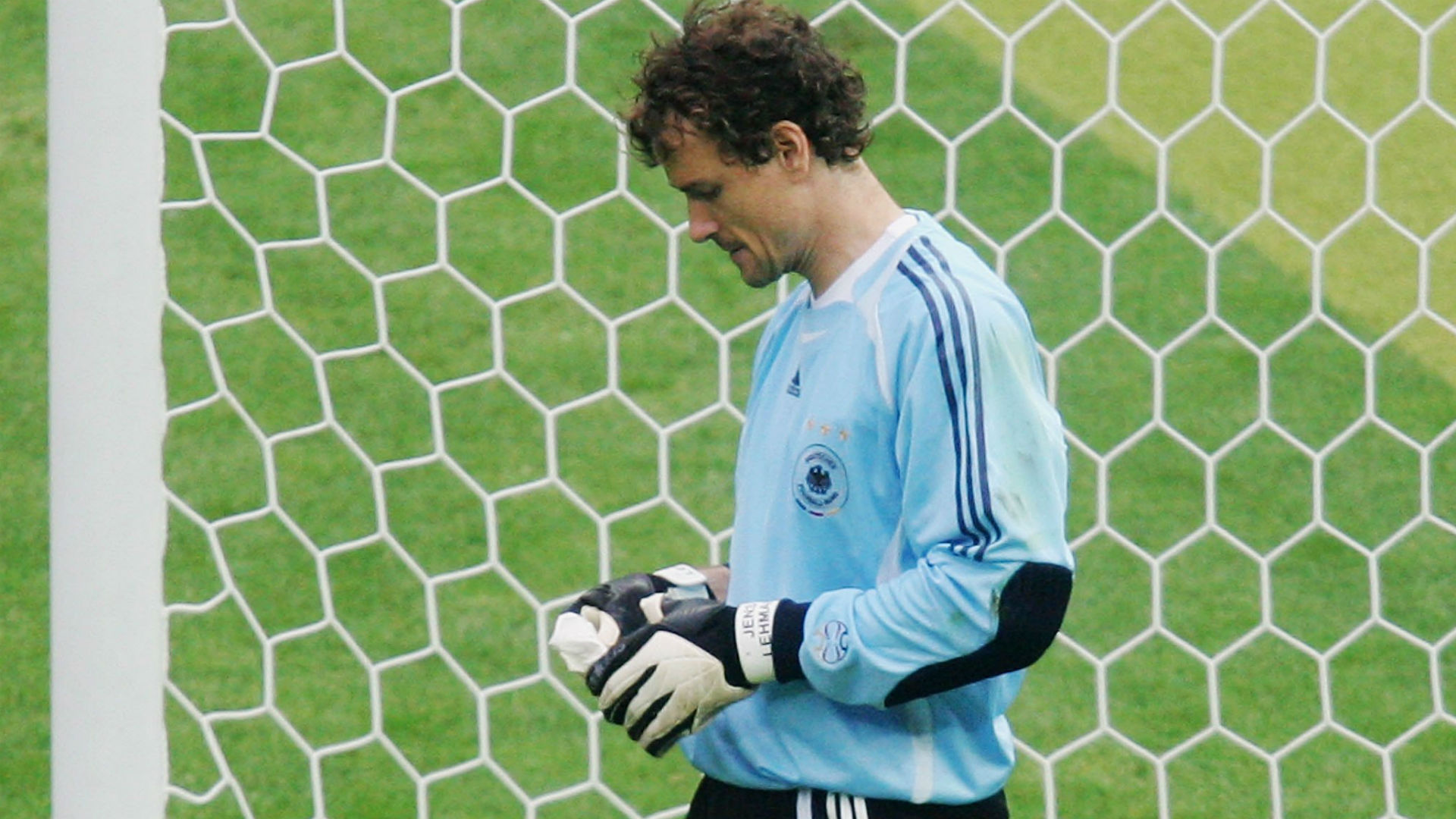 Lehmann Germany Argentina World Cup 2006