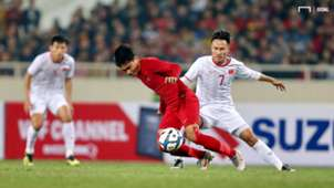 Trieu Viet Hung U23 Vietnam U23 Indonesia AFC U23 Championship Qualifiers