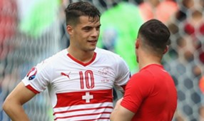 Granit Xhaka, Switzerland
