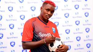 David Ochieng of AFC Leopards
