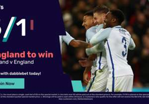 Get amazing 5/1 odds on England to beat Netherlands